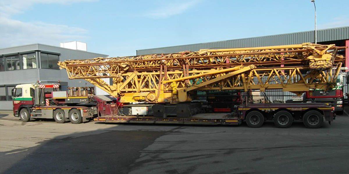 02 3-assige dieplader tot 15 ton
