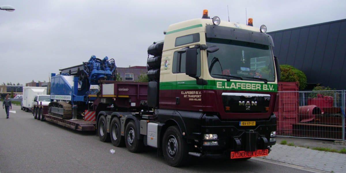 04 3-assige dieplader tot 15 ton