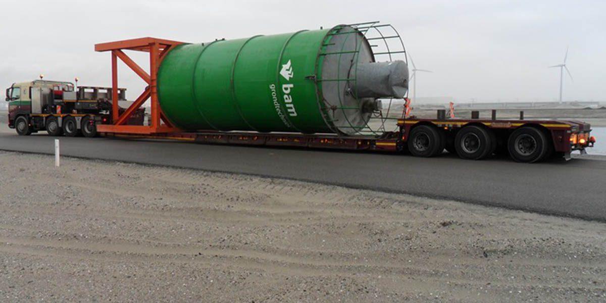 05 3-assige dieplader tot 15 ton