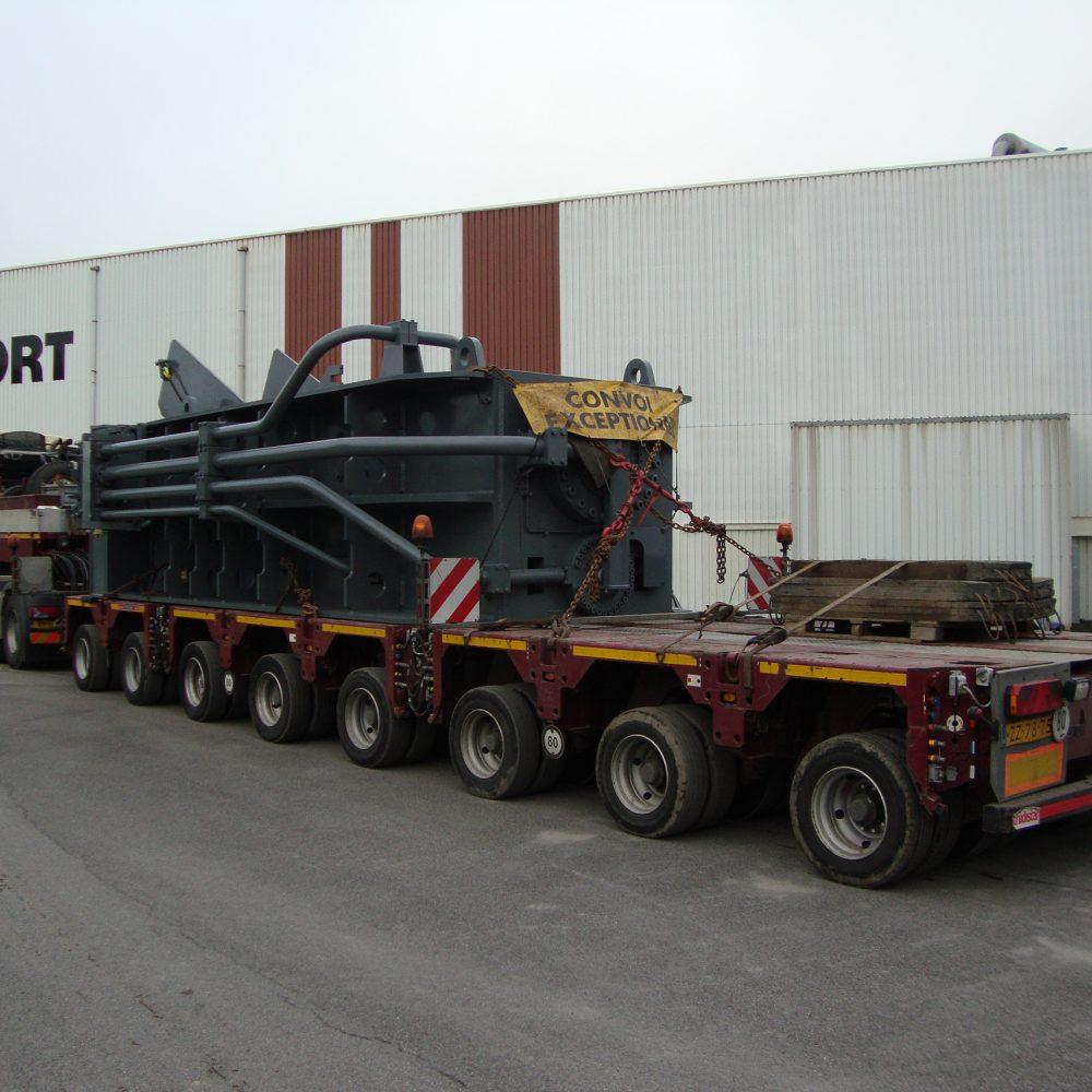 E.Lafeber Transport - Dieplader (16)