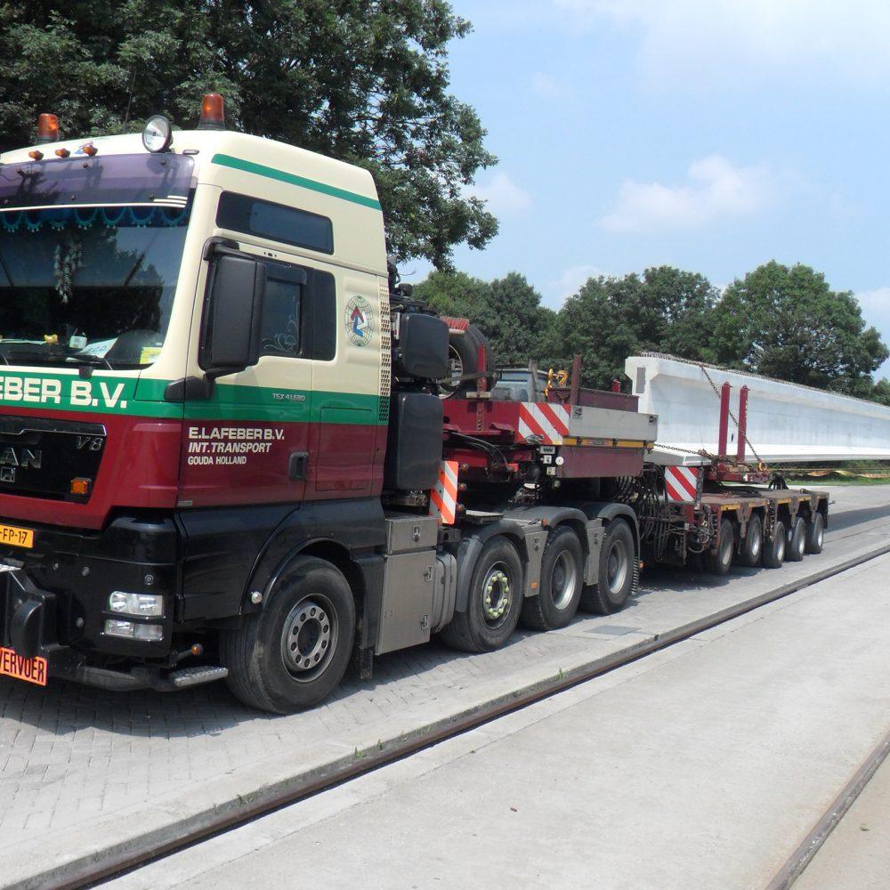 E.Lafeber Transport - Dieplader (2)
