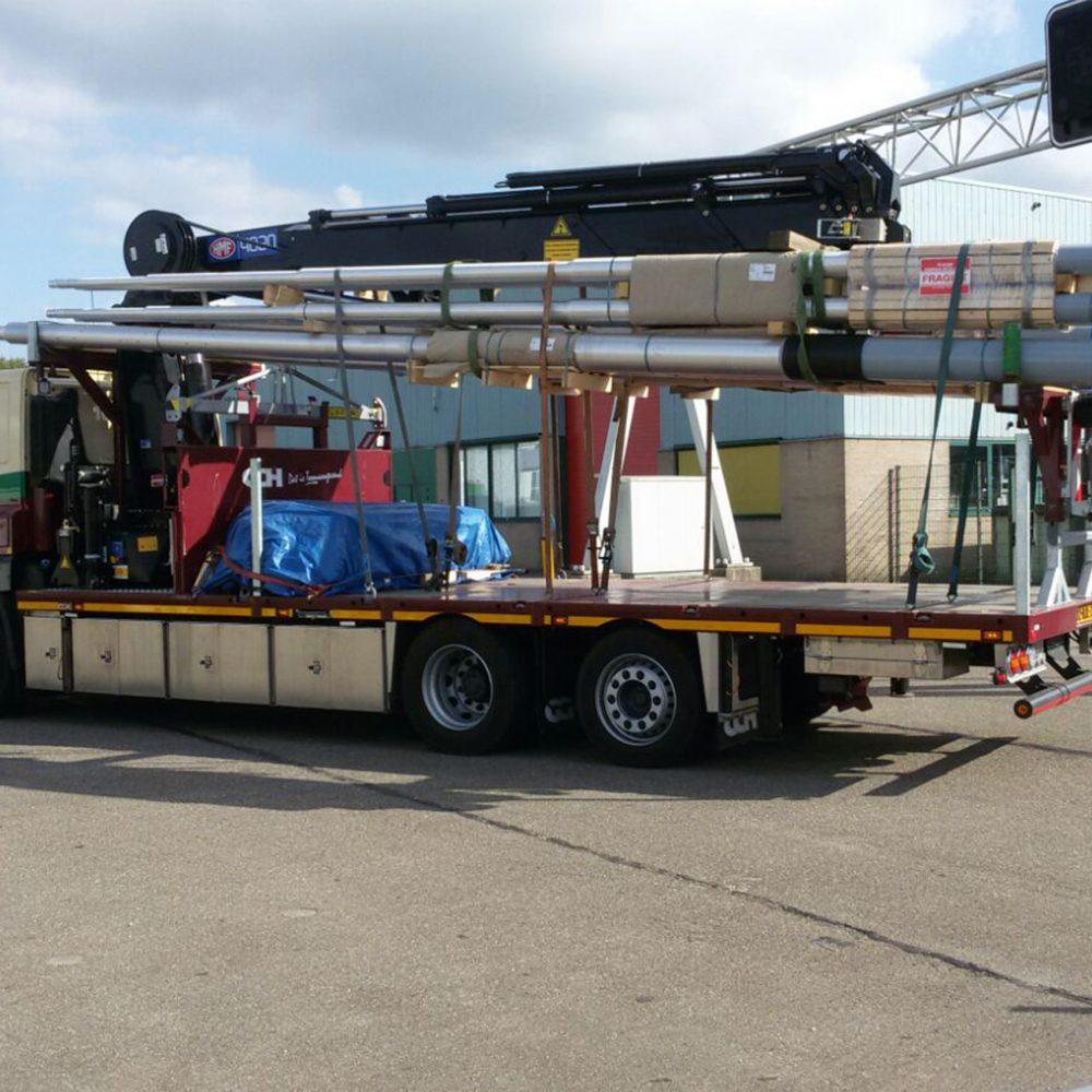 E.Lafeber Transport - Dieplader (30)