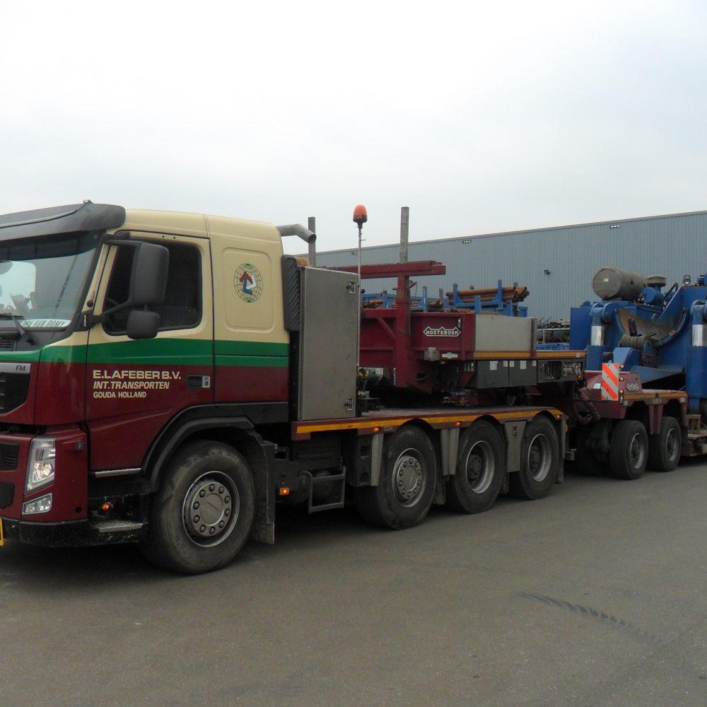 E.Lafeber Transport - Dieplader (6)