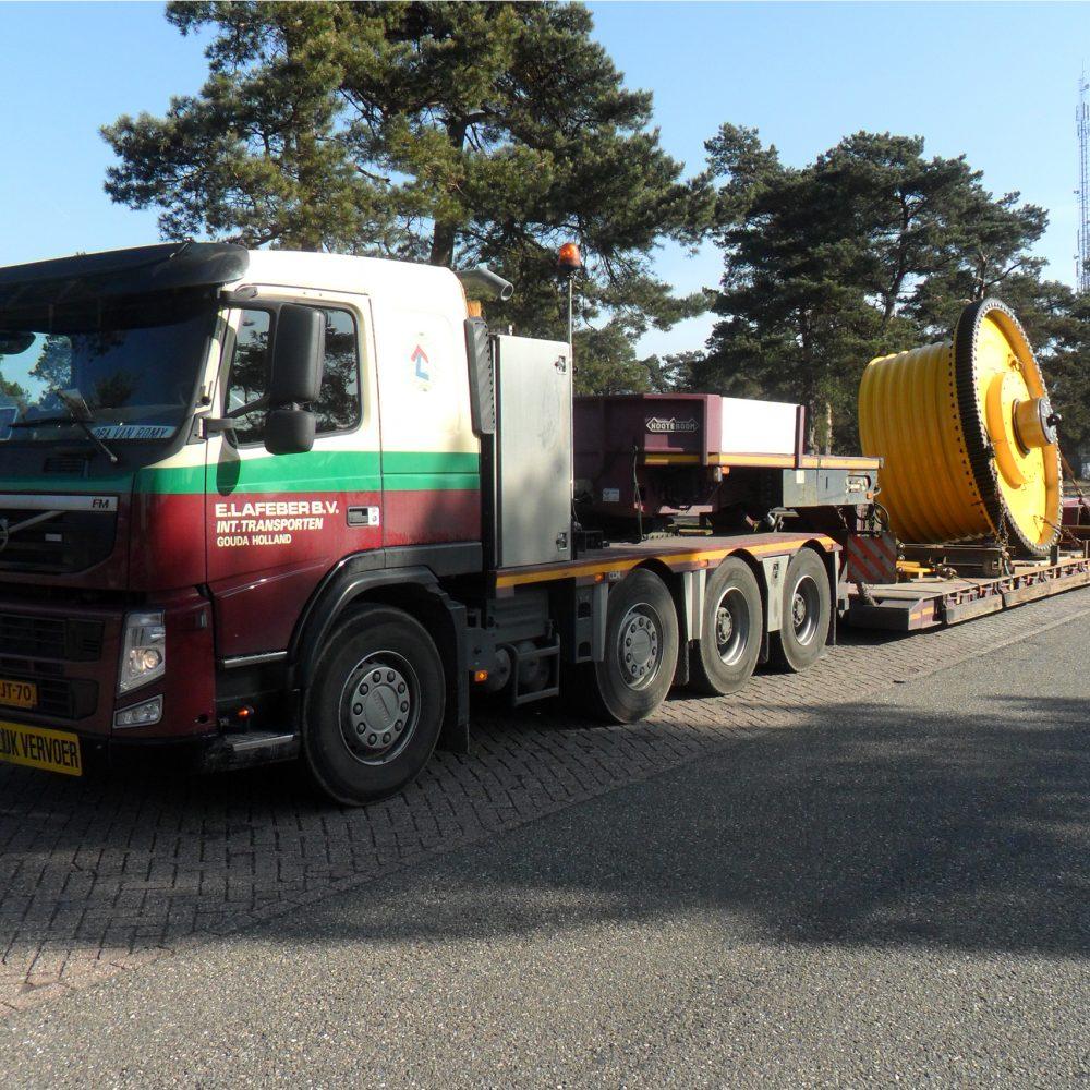 E.Lafeber Transport - Dieplader (9)